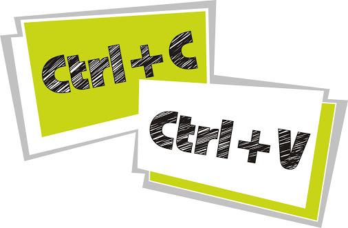 Ctrl+C+++Ctrl+V