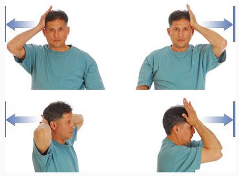 Photo of Bo'yin osteoxondrozini mashqlar orqali bartaraf qilish
