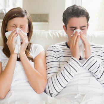 Gripp asoratlari