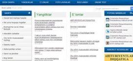 Qabul-2016. DTM saytida hujjat topshirgan abituriyentlar soni haqida onlayn ma'lumot beruvchi bo'lim ishga tushdi