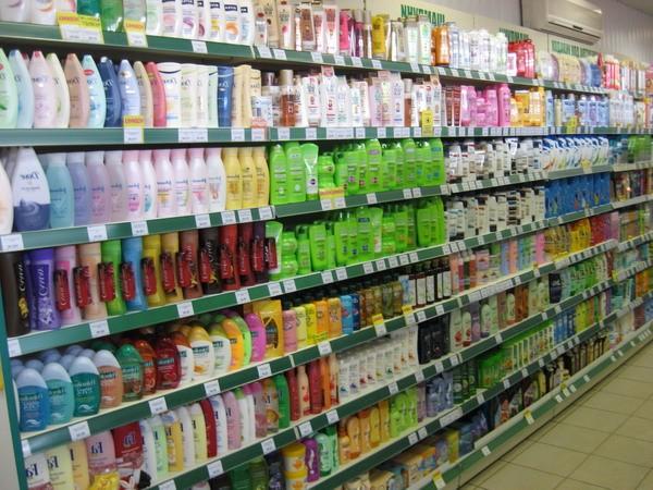 shampun tanlash