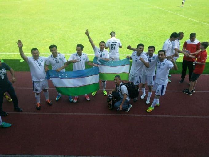 Photo of O'zbekiston doktorlari jahonning to'rtinchi futbol jamoasiga aylandi
