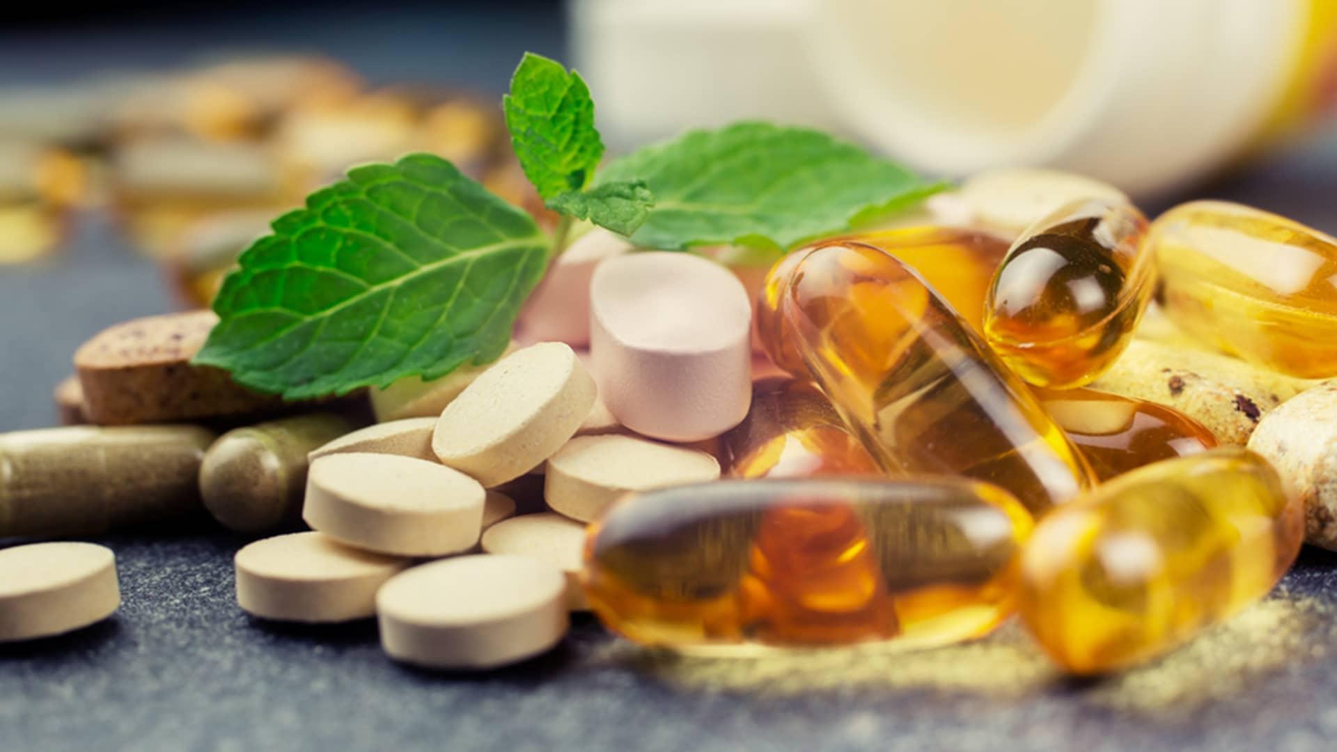 vitamin komplekslar
